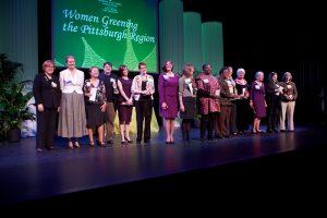 WGF Women Greening Pittsburgh Honorees