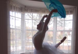 hijabi ballerina